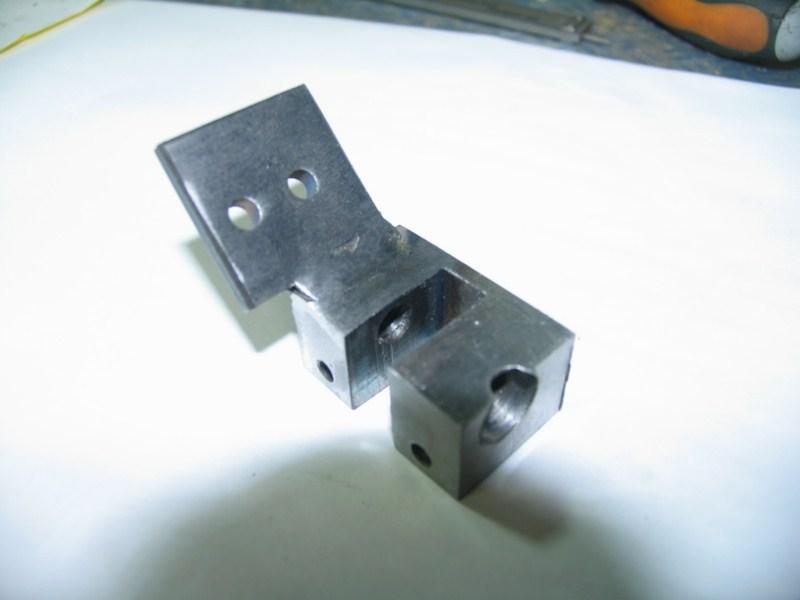 Remise en état d'une petite scie à ruban Sc12