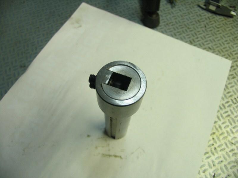 Une sphèreuse pour tour a bois Ph31