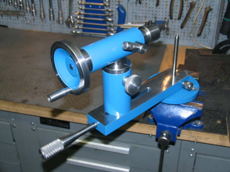 wooden ball turning jig 2