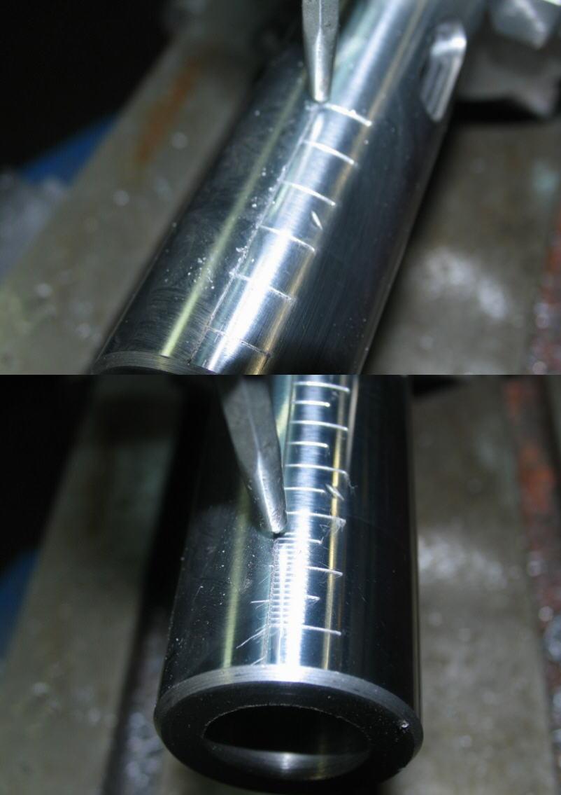 Fabrication d'un tour à bois Tp008s