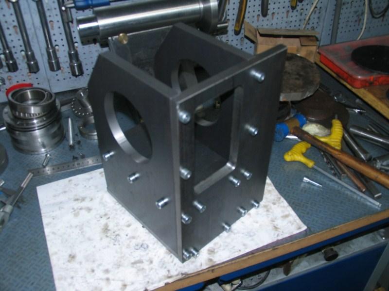 La passion du m tal 44 fabrication de a z d 39 un tour a bois - Fabriquer un tour de potier ...